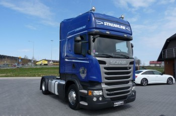 Scania R 410 / EURO 6 / RETARDER /
