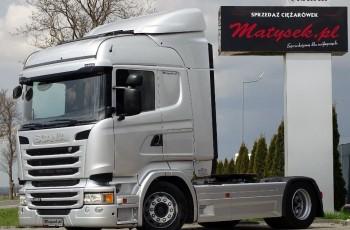 Scania R 490 / HIGHLINE / LOW DECK / RETARDER / MEGA / EURO 6 /