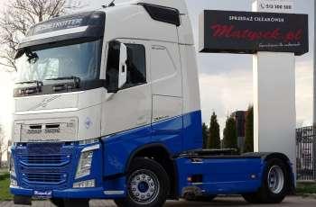 Volvo FH 500 / HYDRAULIKA / OPONY 100 % / EURO 6 /