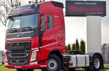Volvo FH 500 / HYDRAULIKA / ACC / I-COOL / MAŁY PRZEBIEG / EURO 6 /
