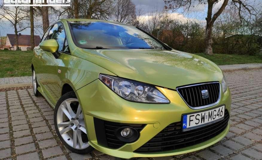 Seat Ibiza Ibiza Sport 1.6 Benz 105KM Alufelgi 17 Rej PL GWARANCJA zdjęcie 1