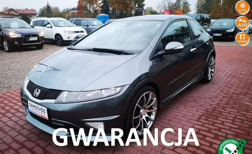Honda Civic Gwarancja, Serwis zdjęcie 1