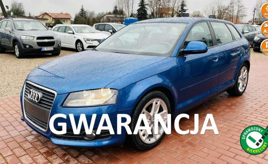 Audi A3 Gwarancja zdjęcie 1