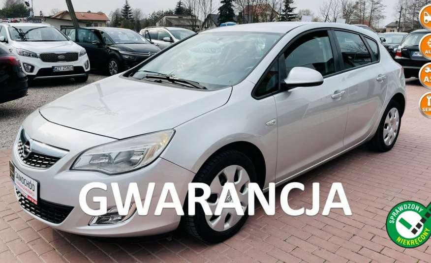 Opel Astra Gwarancja, Salon PL zdjęcie 1