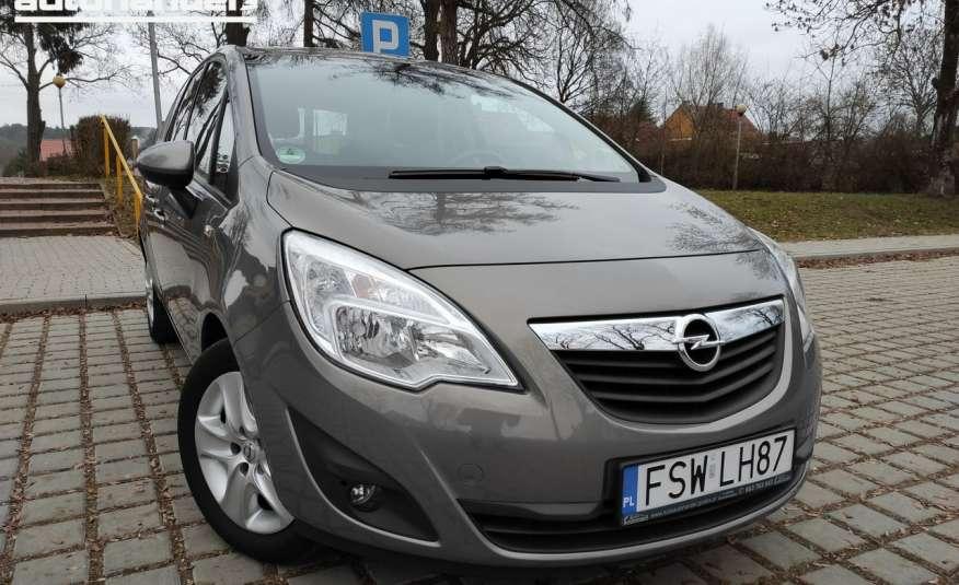 Opel Meriva Meriva B 1.4 8x AirBag 143 tys Tempomat Zarejest w Polsce GWARANCJA zdjęcie 1