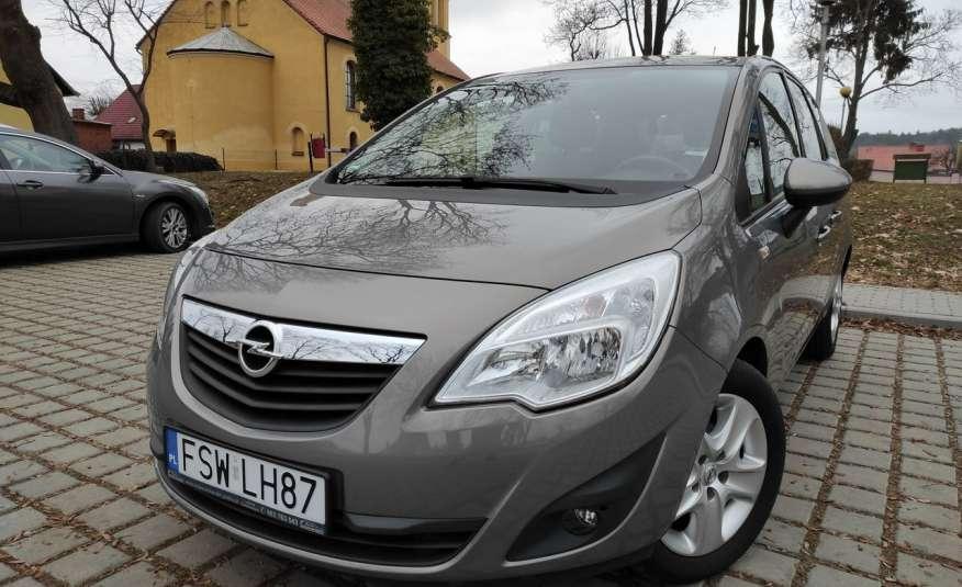 Opel Meriva Meriva B 1.4 8x AirBag 143 tys Tempomat Zarejest w Polsce GWARANCJA zdjęcie 2
