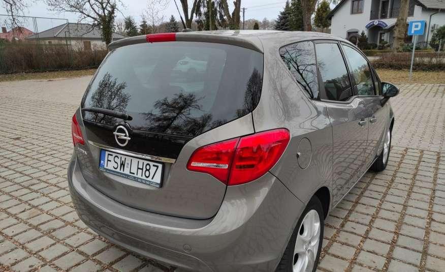 Opel Meriva Meriva B 1.4 8x AirBag 143 tys Tempomat Zarejest w Polsce GWARANCJA zdjęcie 3