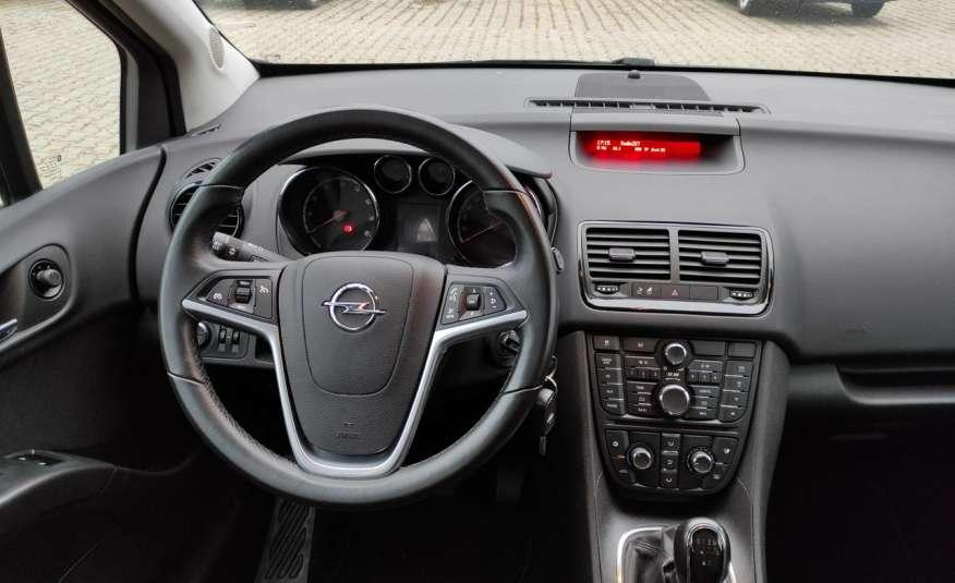 Opel Meriva Meriva B 1.4 8x AirBag 143 tys Tempomat Zarejest w Polsce GWARANCJA zdjęcie 5