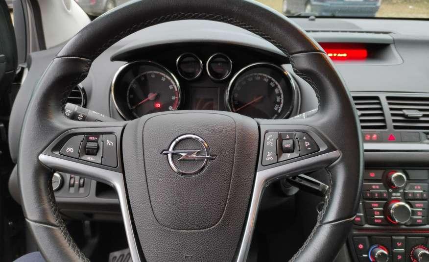 Opel Meriva Meriva B 1.4 8x AirBag 143 tys Tempomat Zarejest w Polsce GWARANCJA zdjęcie 8