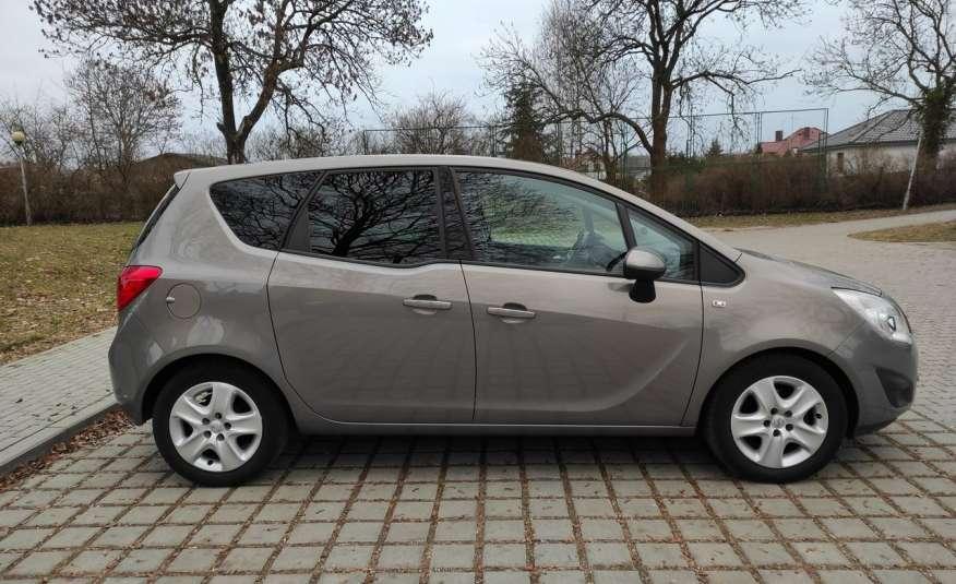 Opel Meriva Meriva B 1.4 8x AirBag 143 tys Tempomat Zarejest w Polsce GWARANCJA zdjęcie 14