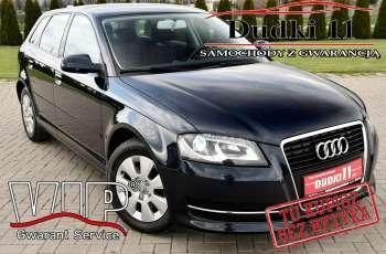 Audi A3 1.6d Xenony.Ledy.Navigacja, Serwis, Manual, LIFT, El.szyby.GWARAN