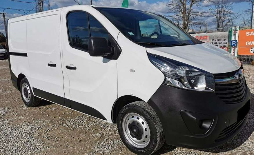 Opel Vivaro zdjęcie 3