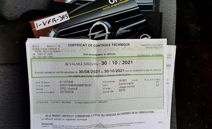 Opel Vivaro zdjęcie 7