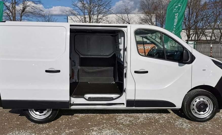Opel Vivaro zdjęcie 9