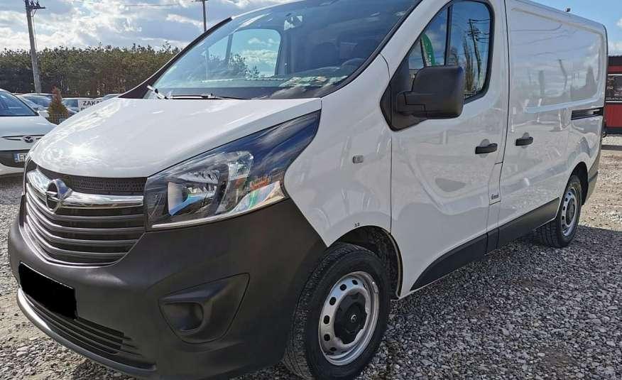 Opel Vivaro zdjęcie 18