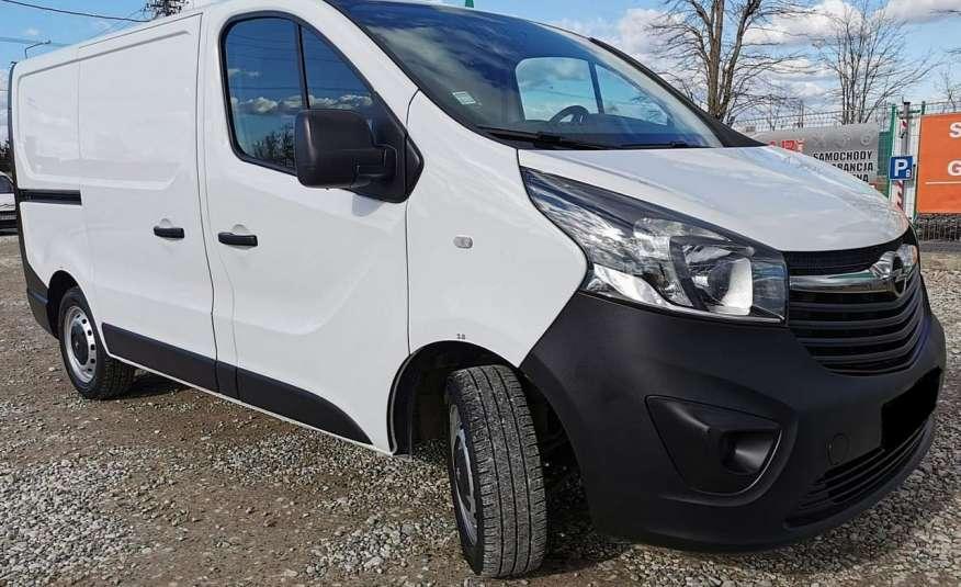 Opel Vivaro zdjęcie 19