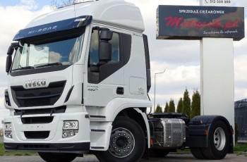 Iveco STRALIS 460 / EURO 6 / HI - ROAD / 270 TYS. KM. / AUTOMAT /