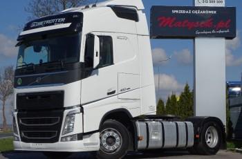 Volvo FH 460 / ZBIORNIKI 1350 L / MAŁY PRZEBIEG / POLSKI SALON /