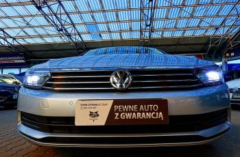 Volkswagen Passat 3 LATA Gwarancja 1WŁ Kraj Bezwypadk FullLED+NAVI+3xCLIMA Ideał FV23% 4x2
