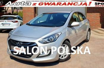 Hyundai i30 2013.06 rej, TYLKO 117 tys km 90KM Salon PL, I właściciel, serwis ASO