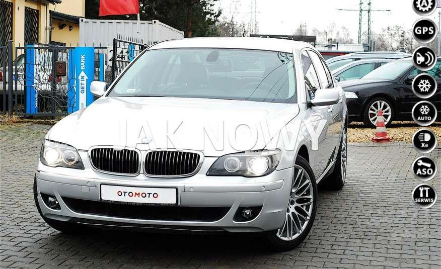 BMW 730 730d Lifting 211KM Bi Xenon Alu 20 Komfort Sitze Duża NAVI Z Niemiec zdjęcie 1