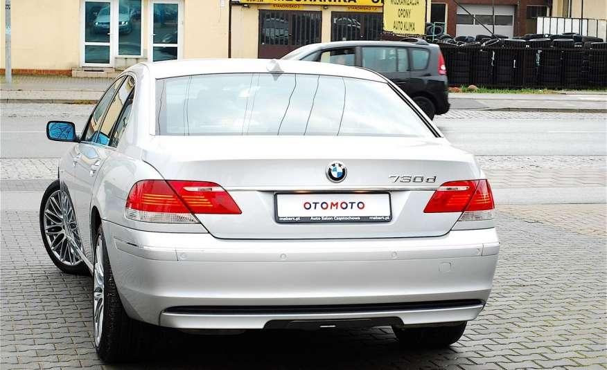 BMW 730 730d Lifting 211KM Bi Xenon Alu 20 Komfort Sitze Duża NAVI Z Niemiec zdjęcie 2