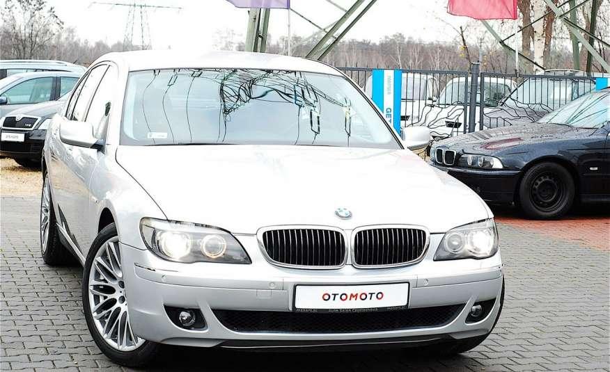 BMW 730 730d Lifting 211KM Bi Xenon Alu 20 Komfort Sitze Duża NAVI Z Niemiec zdjęcie 5