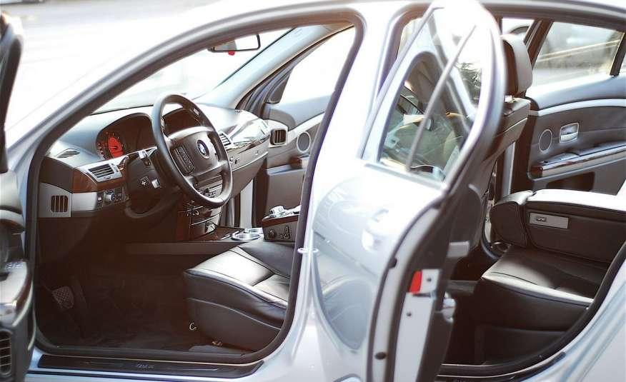 BMW 730 730d Lifting 211KM Bi Xenon Alu 20 Komfort Sitze Duża NAVI Z Niemiec zdjęcie 7
