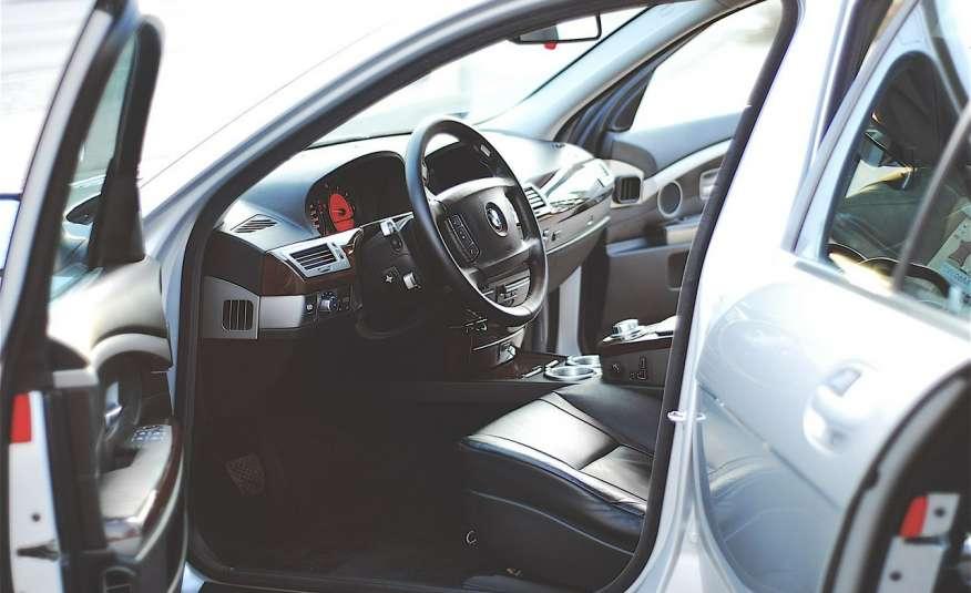 BMW 730 730d Lifting 211KM Bi Xenon Alu 20 Komfort Sitze Duża NAVI Z Niemiec zdjęcie 8
