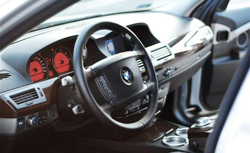 BMW 730 730d Lifting 211KM Bi Xenon Alu 20 Komfort Sitze Duża NAVI Z Niemiec zdjęcie 9