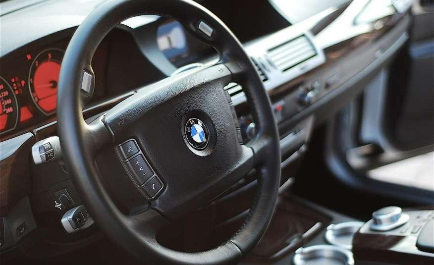 BMW 730 730d Lifting 211KM Bi Xenon Alu 20 Komfort Sitze Duża NAVI Z Niemiec zdjęcie 10