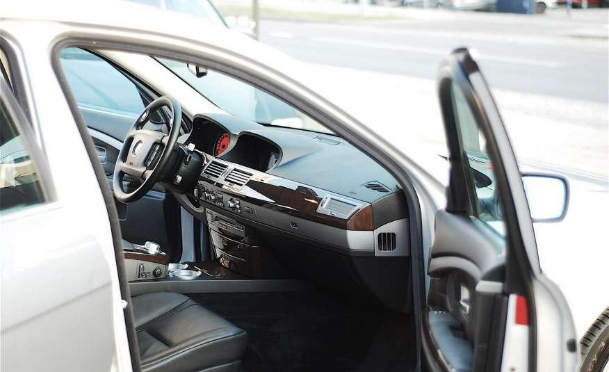 BMW 730 730d Lifting 211KM Bi Xenon Alu 20 Komfort Sitze Duża NAVI Z Niemiec zdjęcie 12