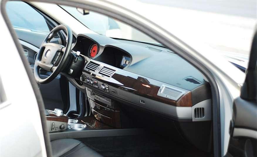 BMW 730 730d Lifting 211KM Bi Xenon Alu 20 Komfort Sitze Duża NAVI Z Niemiec zdjęcie 13