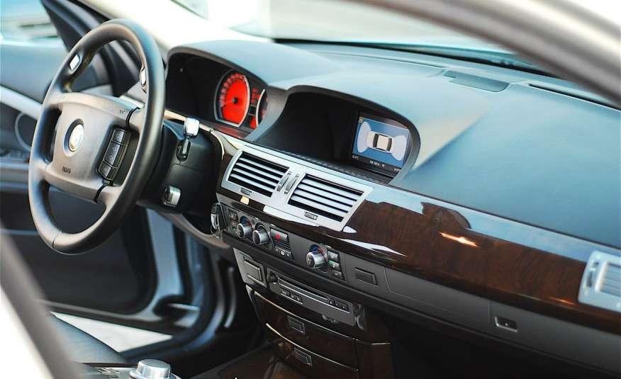 BMW 730 730d Lifting 211KM Bi Xenon Alu 20 Komfort Sitze Duża NAVI Z Niemiec zdjęcie 14