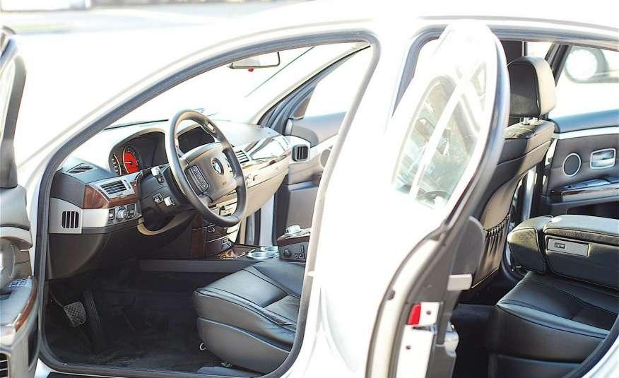 BMW 730 730d Lifting 211KM Bi Xenon Alu 20 Komfort Sitze Duża NAVI Z Niemiec zdjęcie 15