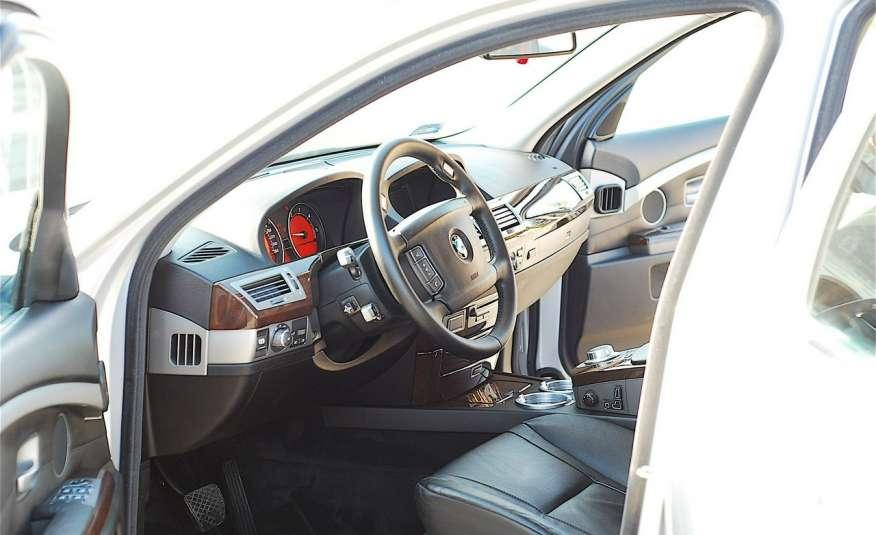 BMW 730 730d Lifting 211KM Bi Xenon Alu 20 Komfort Sitze Duża NAVI Z Niemiec zdjęcie 16