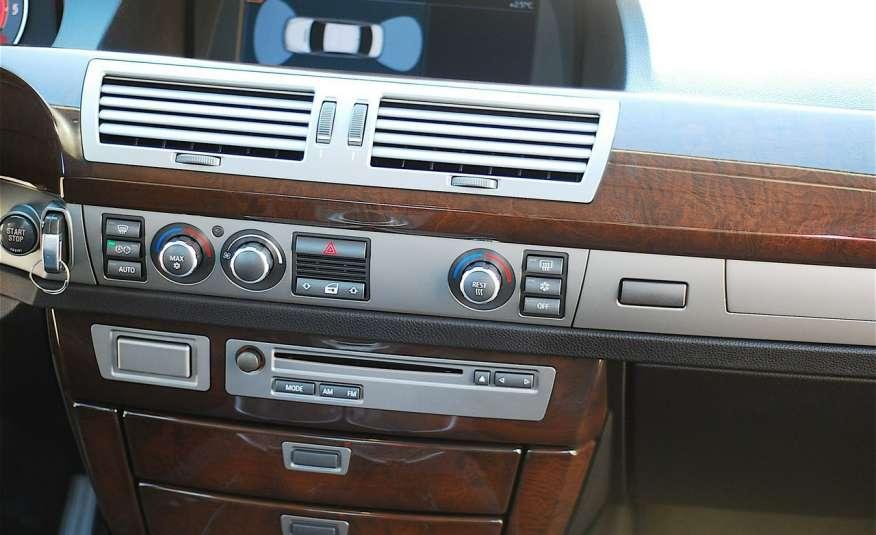 BMW 730 730d Lifting 211KM Bi Xenon Alu 20 Komfort Sitze Duża NAVI Z Niemiec zdjęcie 20