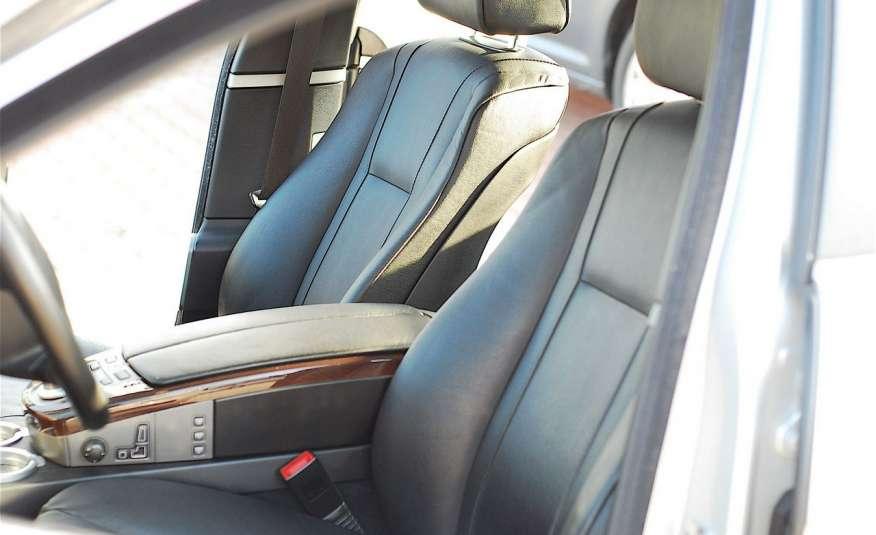 BMW 730 730d Lifting 211KM Bi Xenon Alu 20 Komfort Sitze Duża NAVI Z Niemiec zdjęcie 36