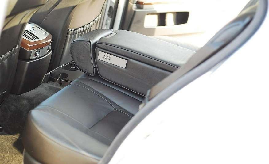 BMW 730 730d Lifting 211KM Bi Xenon Alu 20 Komfort Sitze Duża NAVI Z Niemiec zdjęcie 37