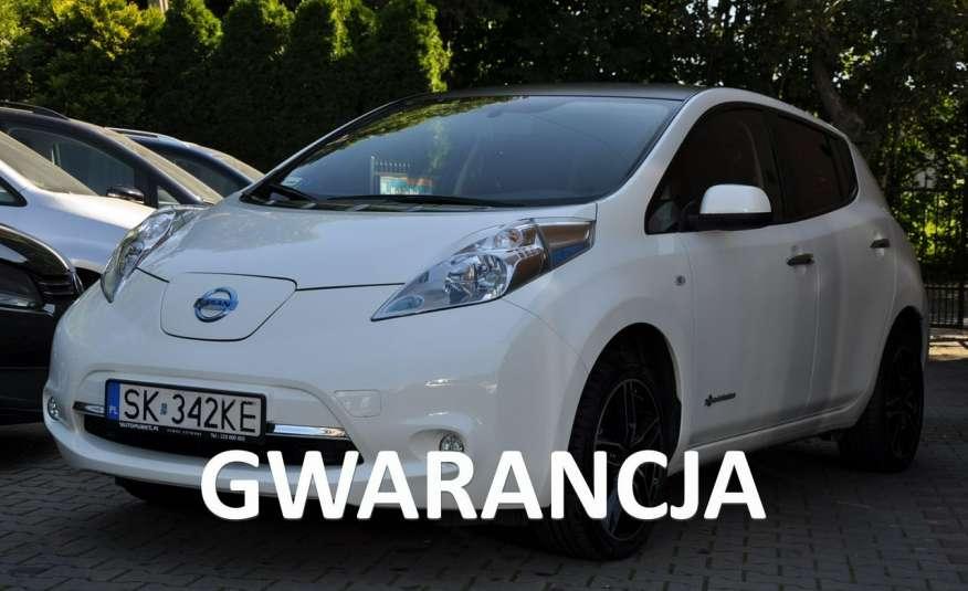 Nissan Leaf z Polskiego Salonu Gwarancja 12m zdjęcie 1