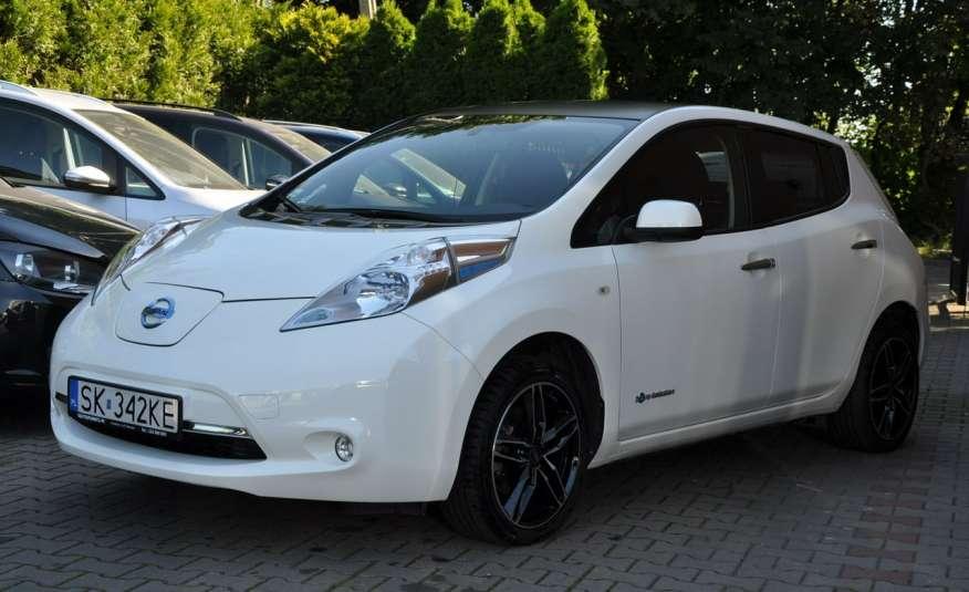 Nissan Leaf z Polskiego Salonu Gwarancja 12m zdjęcie 3