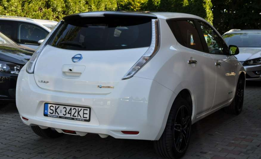 Nissan Leaf z Polskiego Salonu Gwarancja 12m zdjęcie 5
