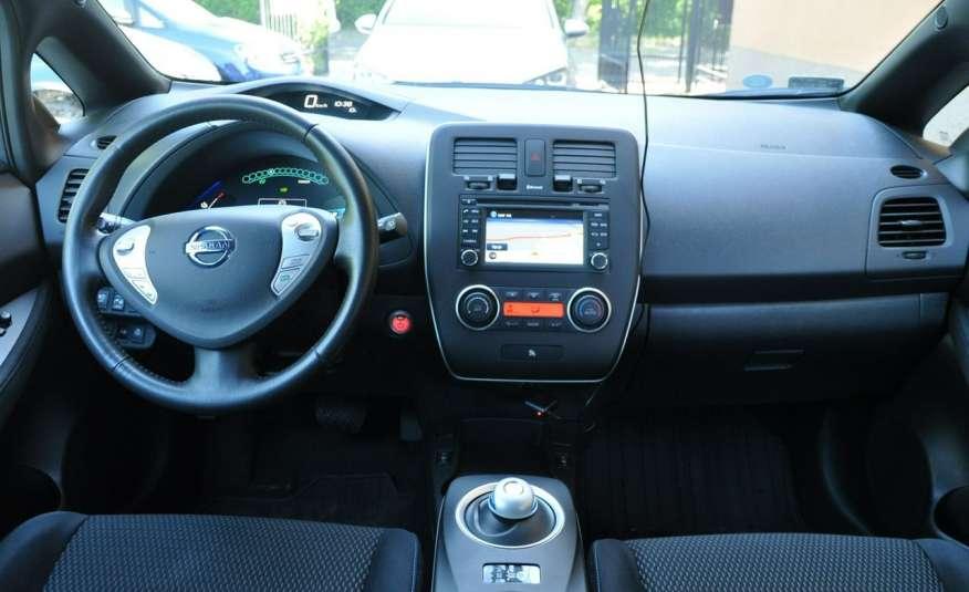 Nissan Leaf z Polskiego Salonu Gwarancja 12m zdjęcie 7