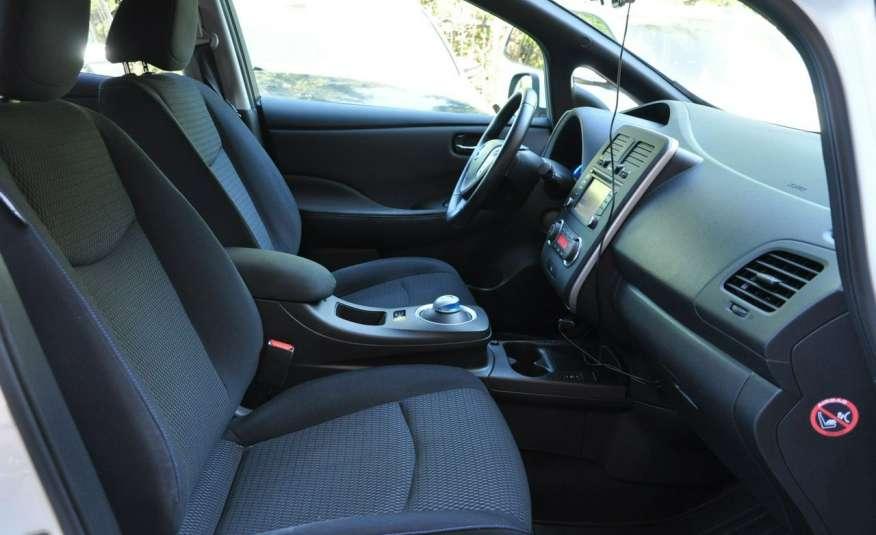 Nissan Leaf z Polskiego Salonu Gwarancja 12m zdjęcie 8