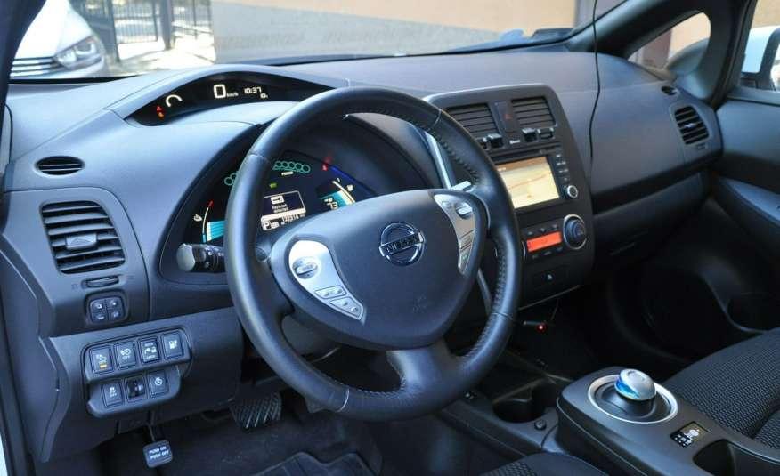 Nissan Leaf z Polskiego Salonu Gwarancja 12m zdjęcie 9