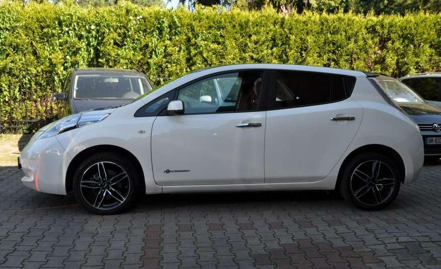 Nissan Leaf z Polskiego Salonu Gwarancja 12m zdjęcie 11