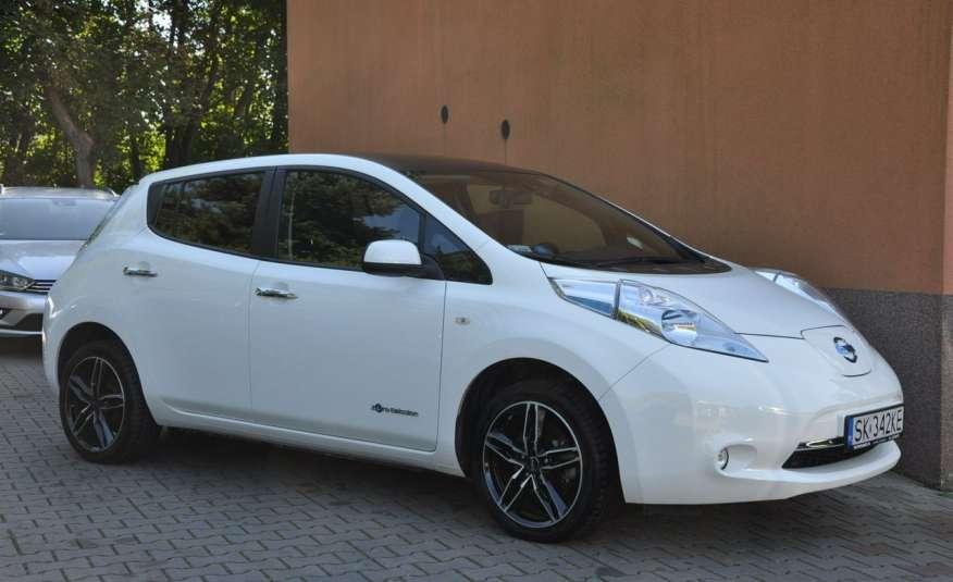 Nissan Leaf z Polskiego Salonu Gwarancja 12m zdjęcie 12