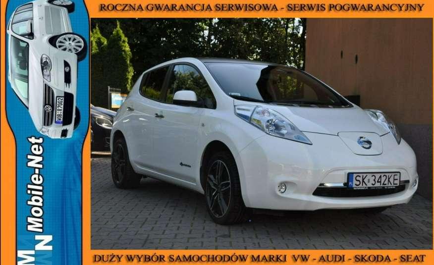 Nissan Leaf z Polskiego Salonu Gwarancja 12m zdjęcie 16