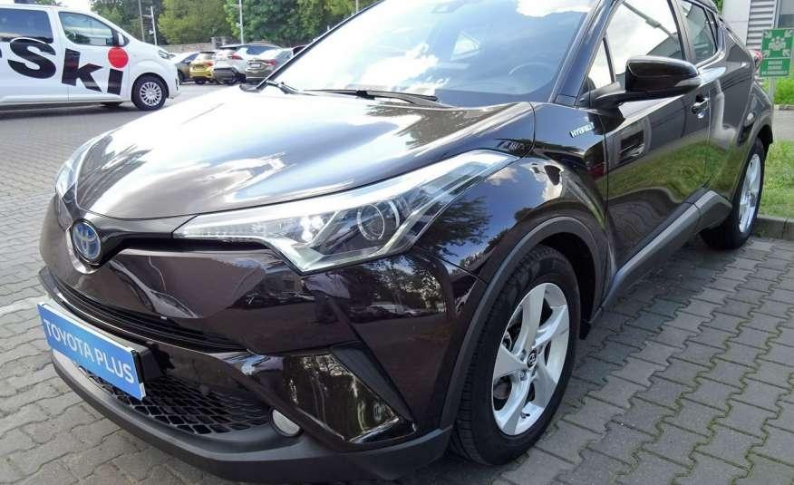 Toyota C-HR 1.8 HSD 122KM PREMIUM NAVI, salon Polska, gwarancja, FV23% zdjęcie 2