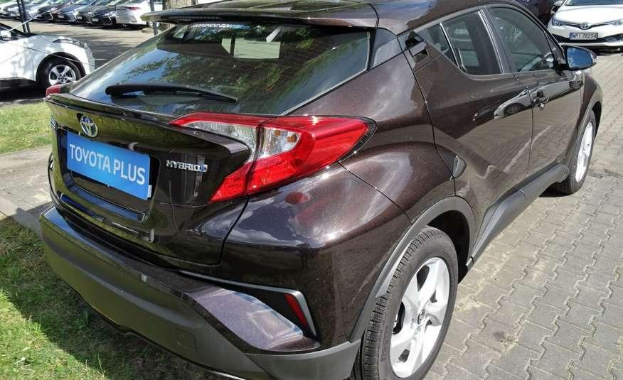 Toyota C-HR 1.8 HSD 122KM PREMIUM NAVI, salon Polska, gwarancja, FV23% zdjęcie 4
